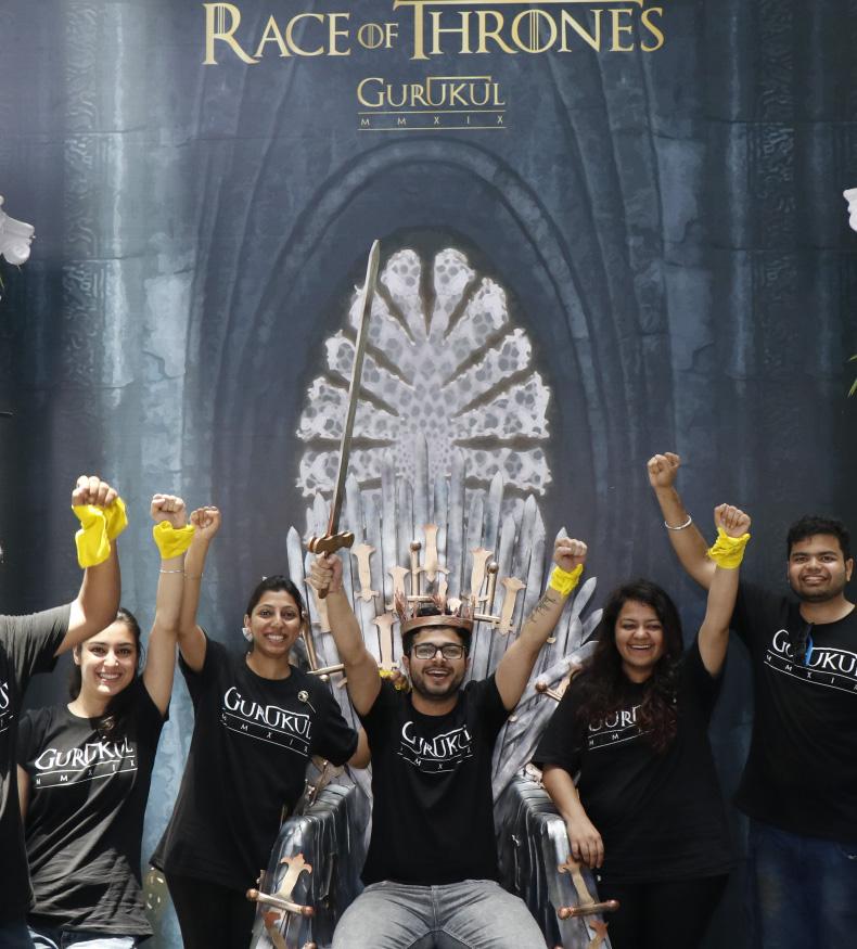 Race of Thrones